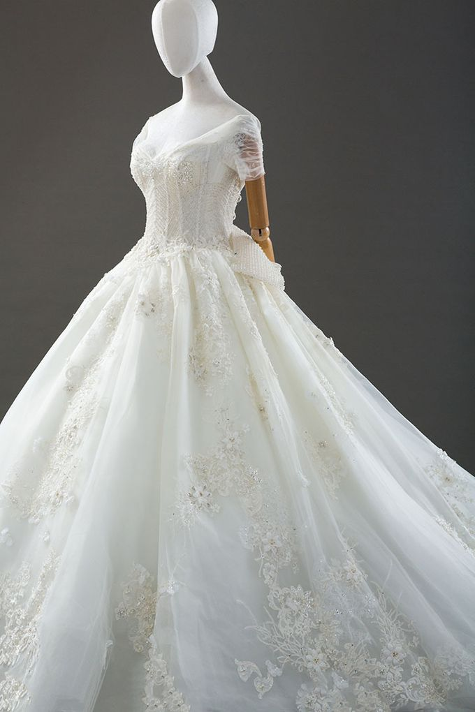 Gown Wedding by JJ Bride - 022