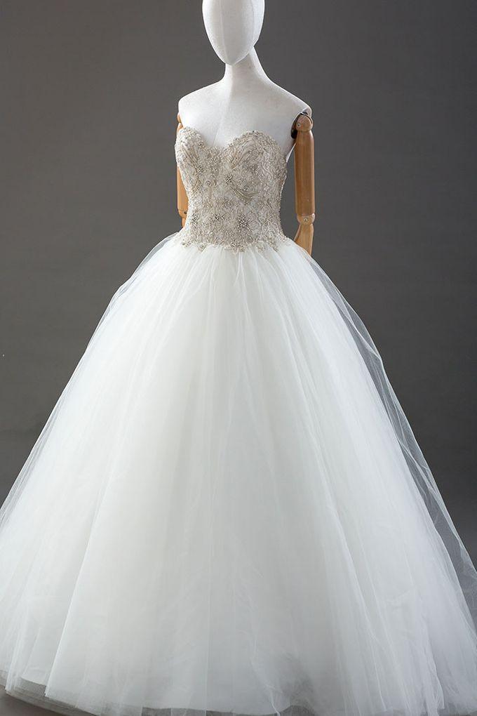 Gown Wedding by JJ Bride - 021