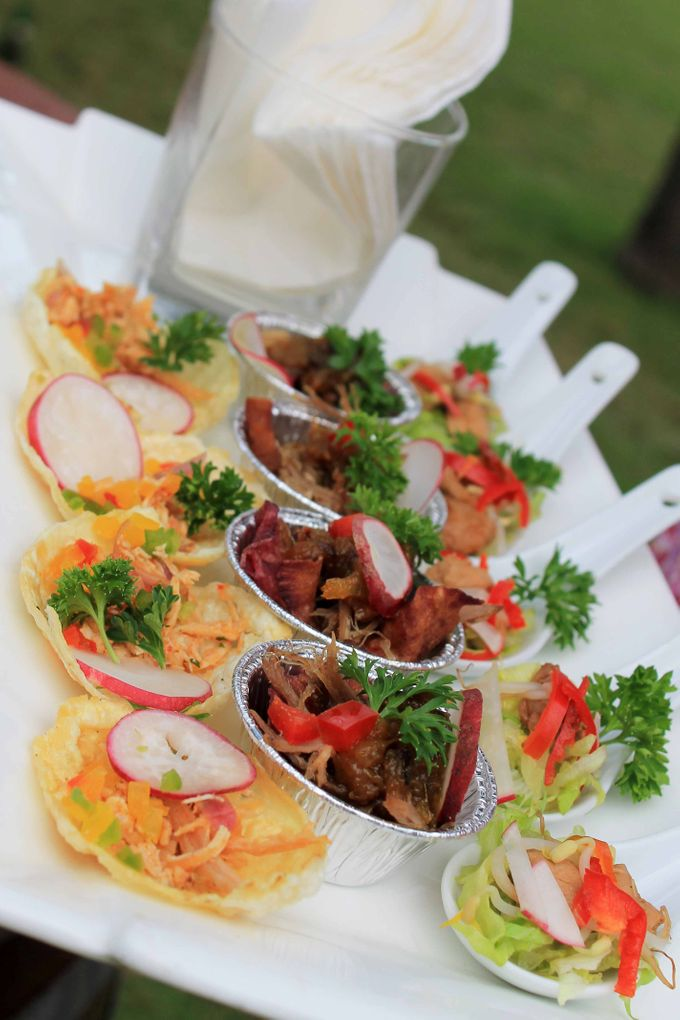 Catering for Ebony and Joel by Eden Hotel Catering - 001