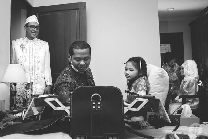 Noven & Reza Traditional Wedding Palembang by #thephotoworks - 026