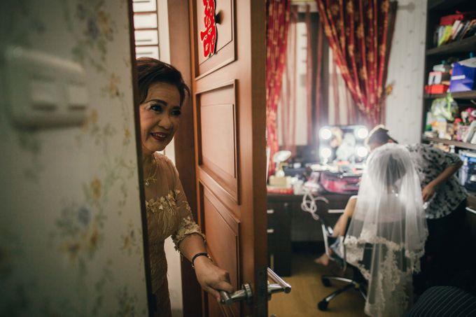 Nicho & Vera Wedding Day by Chroma Pictures - 003