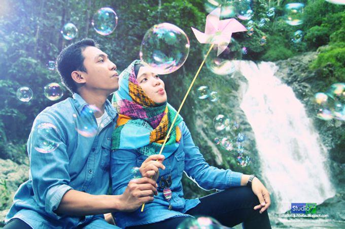 Prewedding Wachid & Nurul by Studio 17 - 001