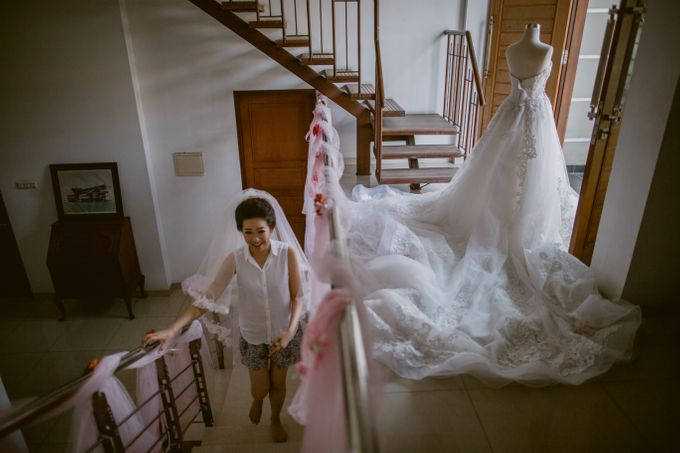 Nicho & Vera Wedding Day by Chroma Pictures - 005