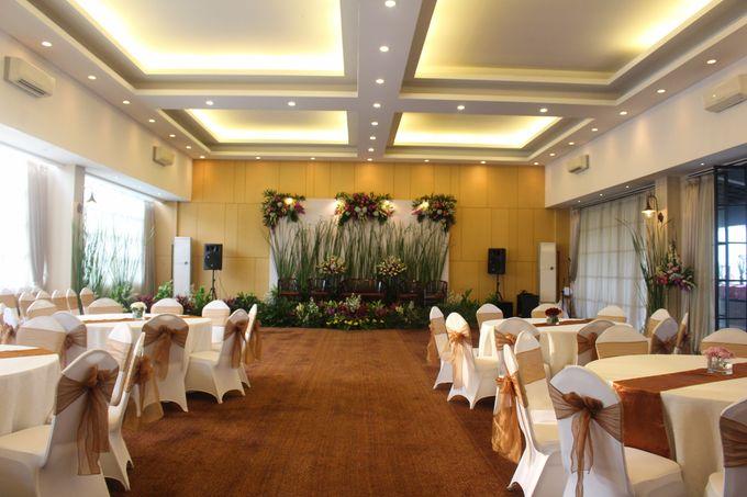 Wedding Nuning and Didi by B'steak Function Hall - 005