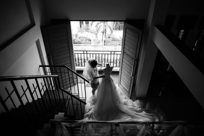 Nicho & Vera Wedding Day by Chroma Pictures - 006