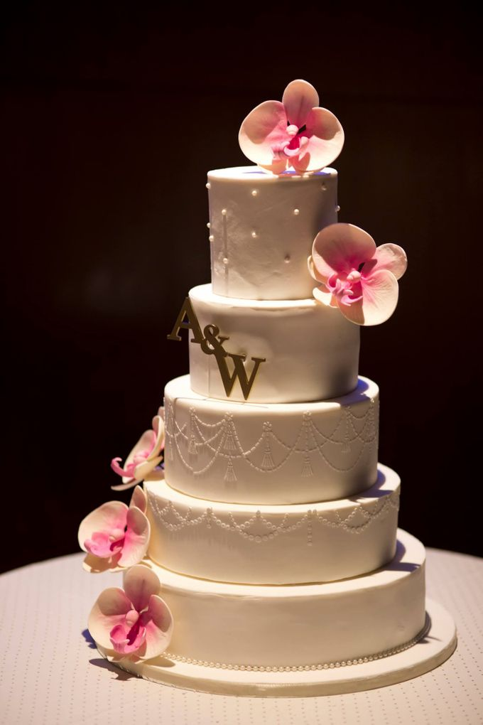 Wedding Cakes by The Quirky Taste - 012