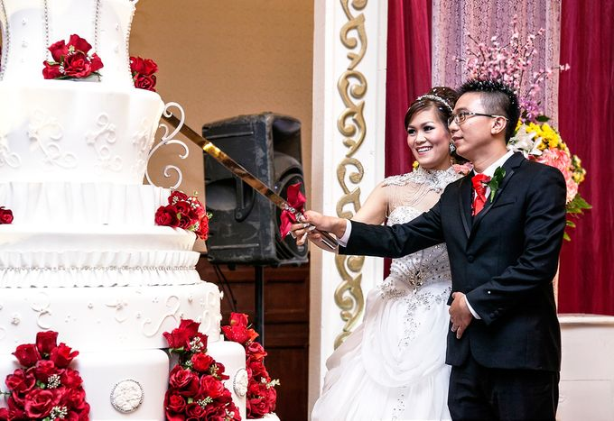 The Wedding Jefry n Sovy by Samudra Foto - 007