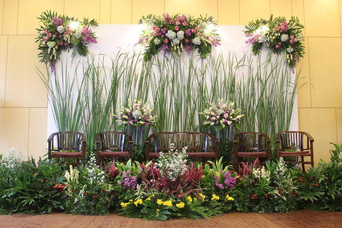 Wedding Nuning and Didi by B'steak Function Hall - 004