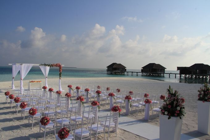 Weddings at Conrad Maldives Rangali Island by Conrad Maldives Rangali Island - 016