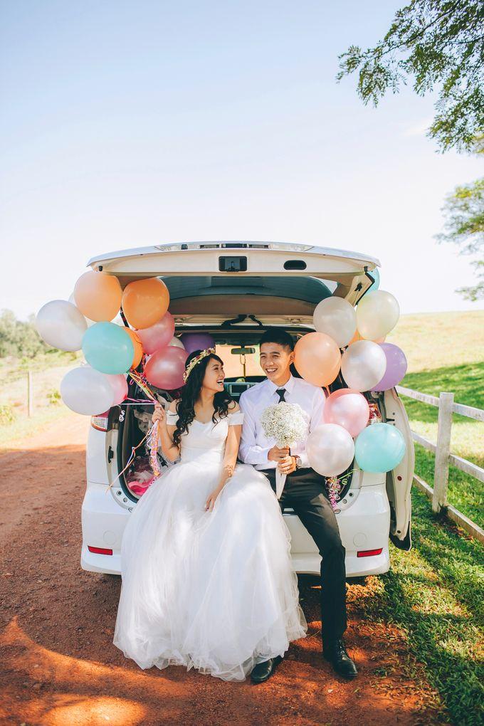 Rustic Wedding by The Wedding Barn Gallery - 001