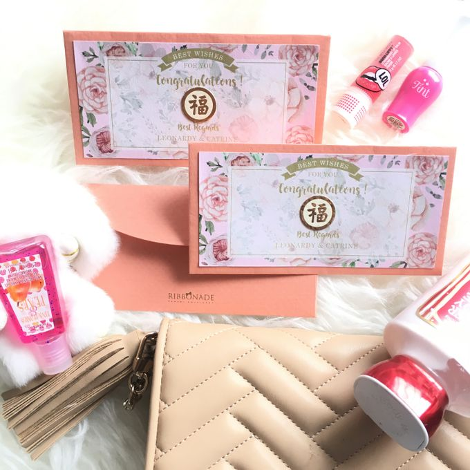 Custom Money Envelope with Premium Paper by Ribbonade.envelope - 004