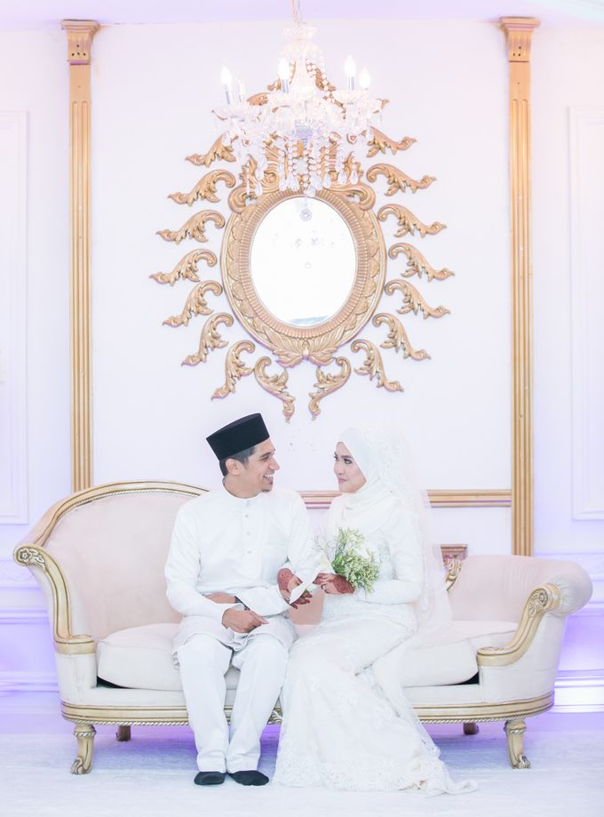 Wedding Ceremony of Rino & Anis by The Lucid Company - 005