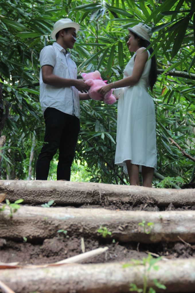 Pre Wed with Casual Theme by De Umah Bali - 006