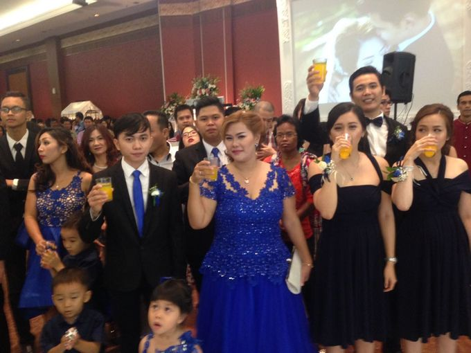 THE WEDDING OF IRWAN AND VRESY by JS Wedding Planner Organizer and Entertainment - 002