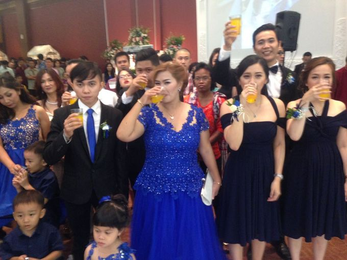 THE WEDDING OF IRWAN AND VRESY by JS Wedding Planner Organizer and Entertainment - 003