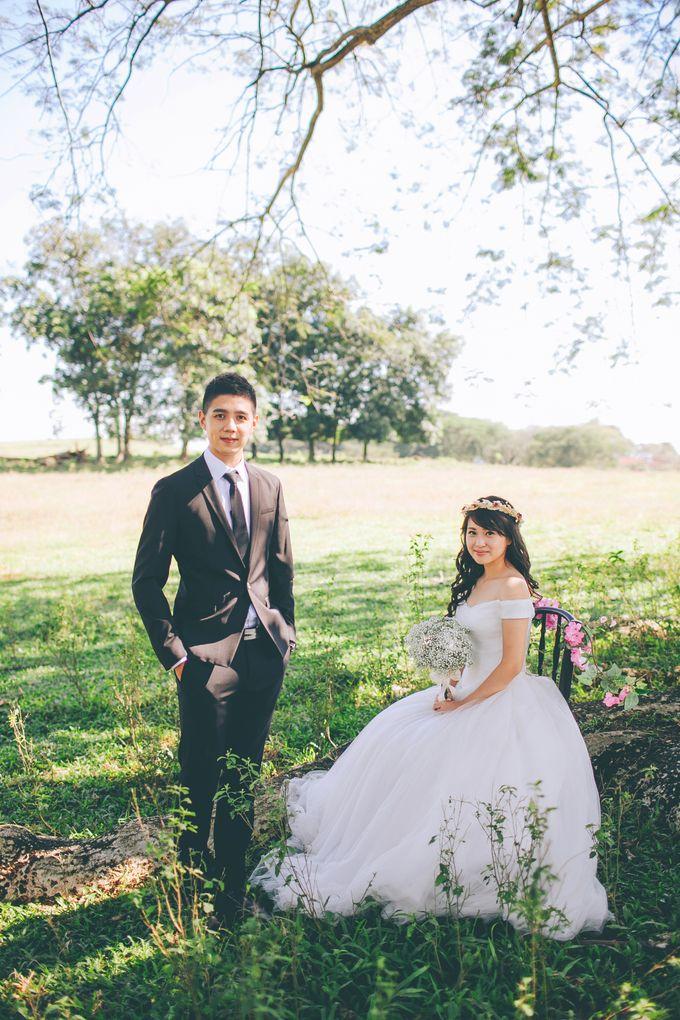 Rustic Wedding by The Wedding Barn Gallery - 003