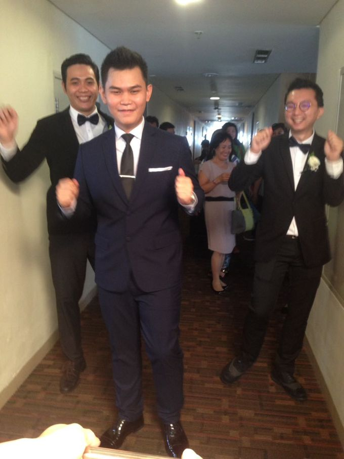 THE WEDDING OF IRWAN AND VRESY by JS Wedding Planner Organizer and Entertainment - 011
