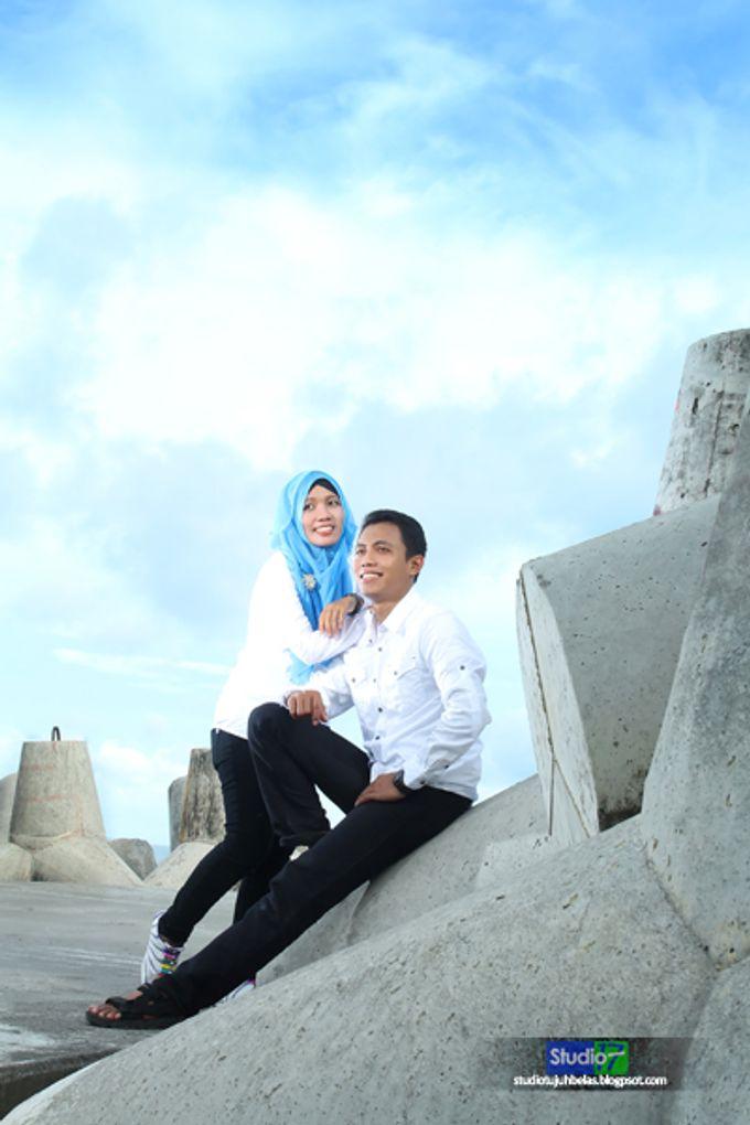 Prewedding Wachid & Nurul by Studio 17 - 004