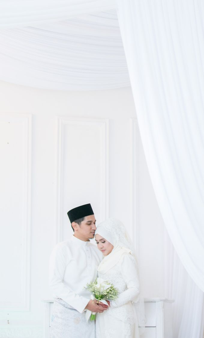 Wedding Ceremony of Rino & Anis by The Lucid Company - 006