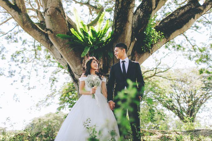 Rustic Wedding by The Wedding Barn Gallery - 005