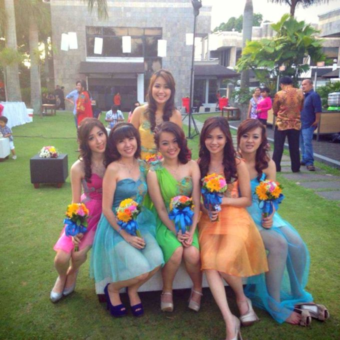 BRIDESMAID / POLONAISE by CLARISSA HARYADI - 017