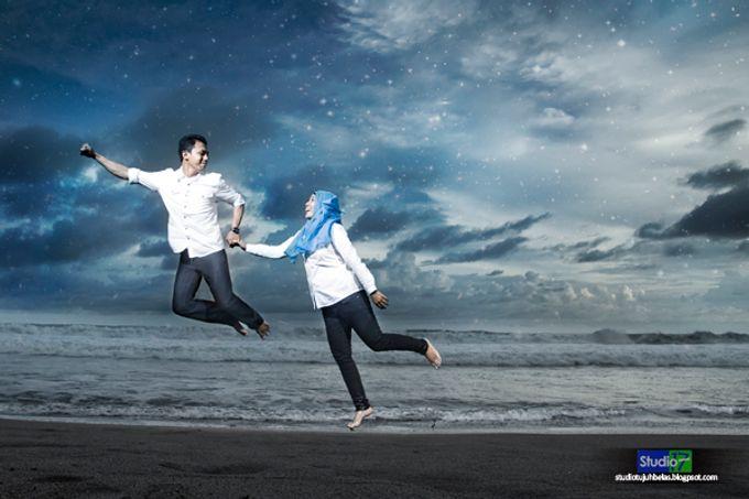Prewedding Wachid & Nurul by Studio 17 - 005