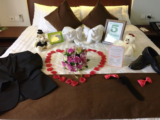 THE WEDDING OF RONALD AND MEILISA by JS Wedding Planner Organizer and Entertainment - 001