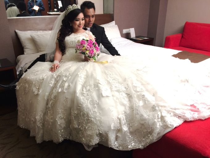 THE WEDDING OF RONALD AND MEILISA by JS Wedding Planner Organizer and Entertainment - 004