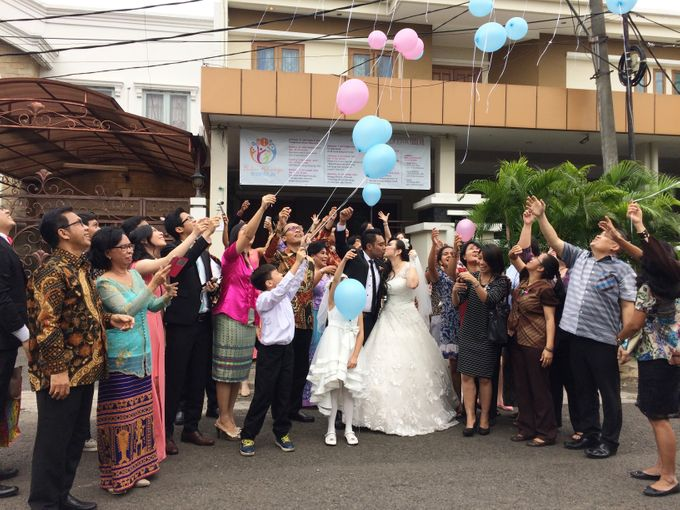 THE WEDDING OF RONALD AND MEILISA by JS Wedding Planner Organizer and Entertainment - 008