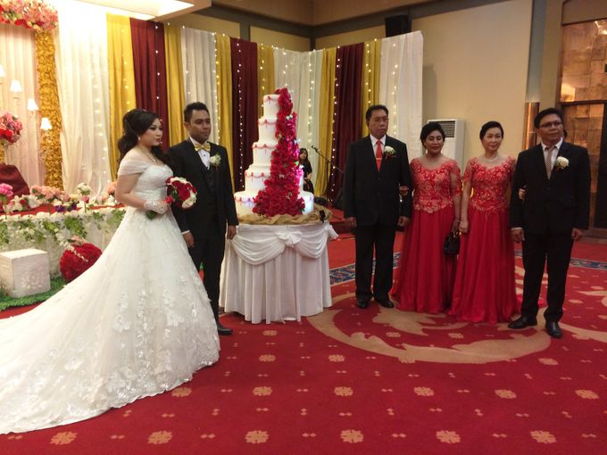THE WEDDING OF RONALD AND MEILISA by JS Wedding Planner Organizer and Entertainment - 009
