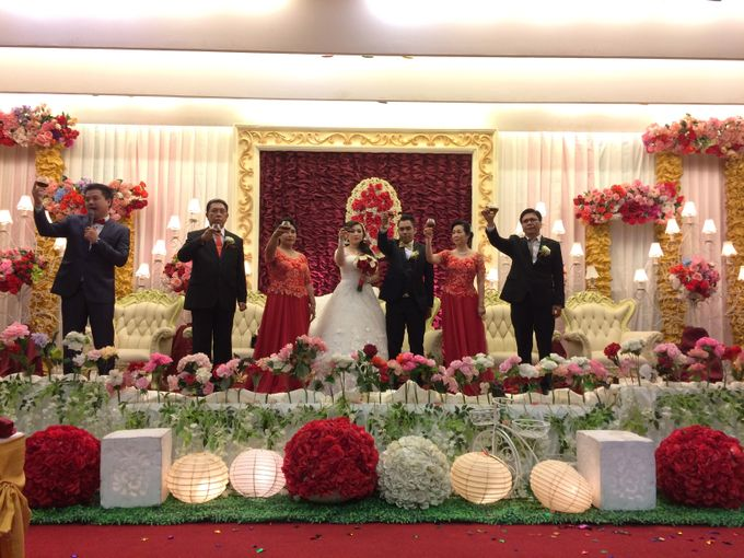 THE WEDDING OF RONALD AND MEILISA by JS Wedding Planner Organizer and Entertainment - 012