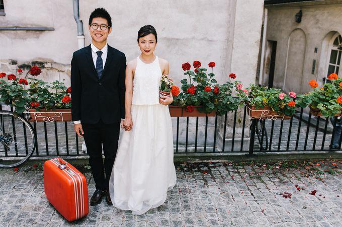WEDDING CEREMONY - EUROPE by IU PHOTOGRAPHY - 028