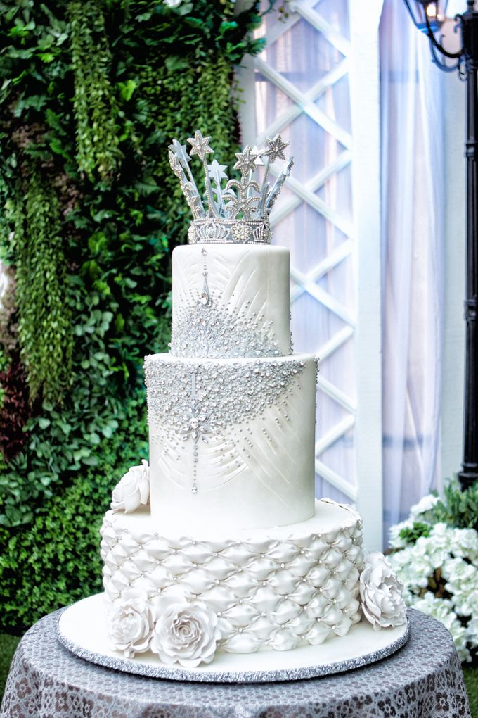 The Wedding Cake by Pullman Jakarta Indonesia - 005