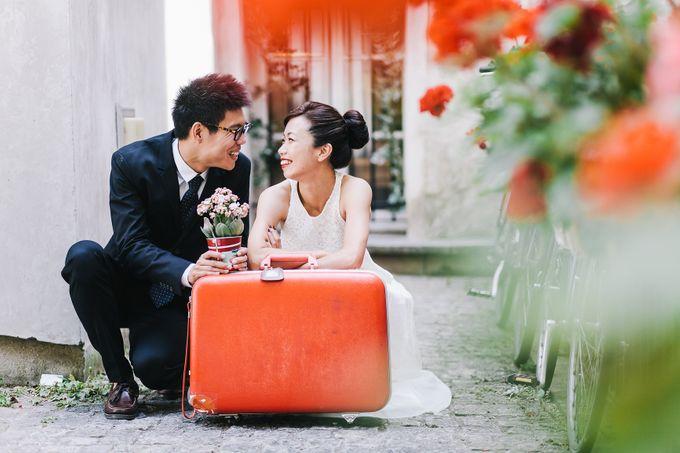 WEDDING CEREMONY - EUROPE by IU PHOTOGRAPHY - 030
