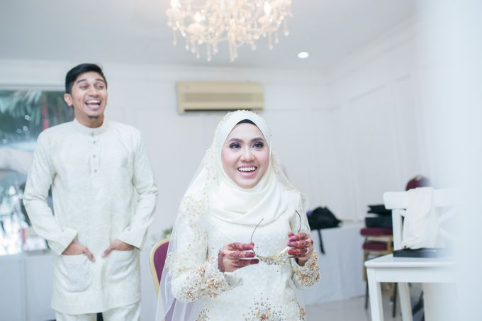 Wedding Ceremony of Rino & Anis by The Lucid Company - 007