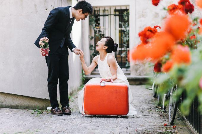 WEDDING CEREMONY - EUROPE by IU PHOTOGRAPHY - 031