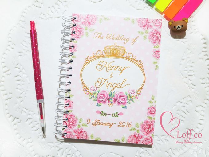 Memo & Notebook by Loff_co souvenir - 001