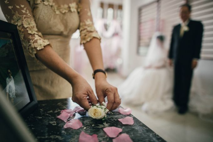 Nicho & Vera Wedding Day by Chroma Pictures - 009