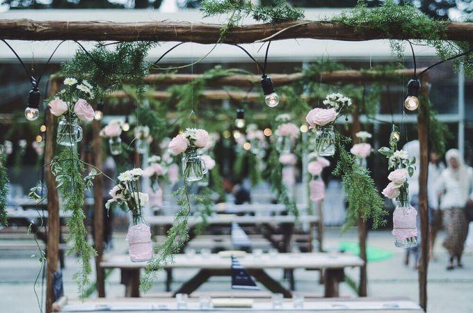 #TIKAUUSBERLABUH Nautical Wedding by Malaka Hotel Bandung - 019