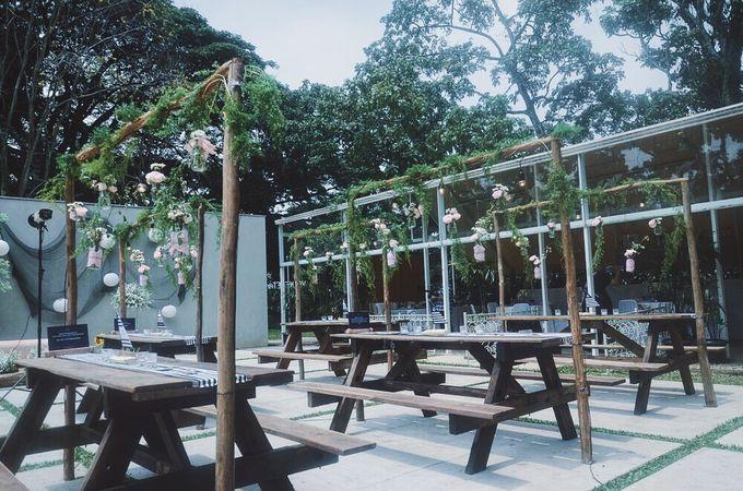 #TIKAUUSBERLABUH Nautical Wedding by Malaka Hotel Bandung - 020