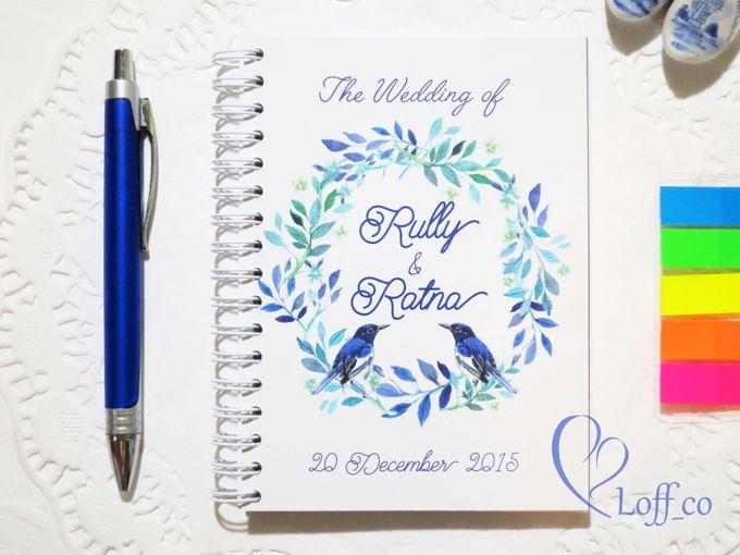 Memo & Notebook by Loff_co souvenir - 002