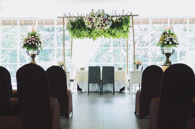 #TIKAUUSBERLABUH Nautical Wedding by Malaka Hotel Bandung - 003