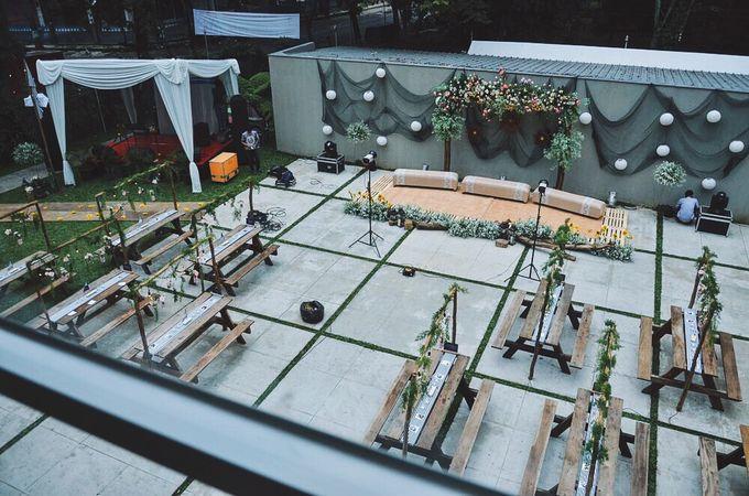#TIKAUUSBERLABUH Nautical Wedding by Malaka Hotel Bandung - 021