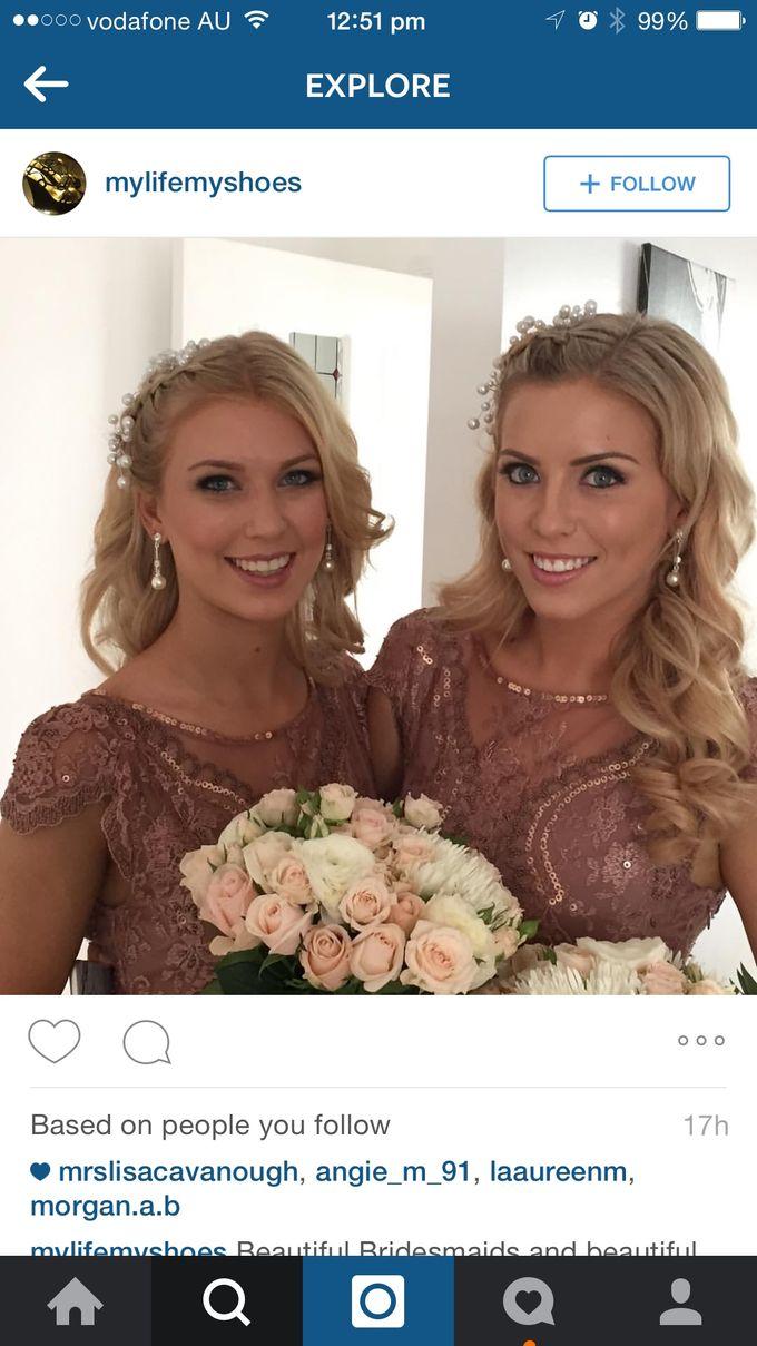Tracys Wedding Sirromet by Tiara bridal artistry - 007