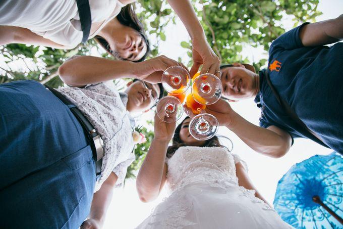 Wedding of Lin Kunkun and Yang Yiqiu by Courtyard by Marriott Bali Nusa Dua - 024