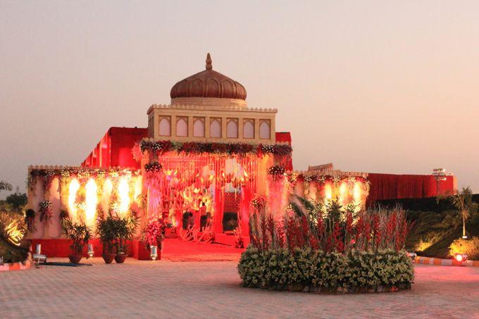 Wedding of Lodha by YESHA WEDDINGS by Yesha Weddings Destination Wedding Planner - 004