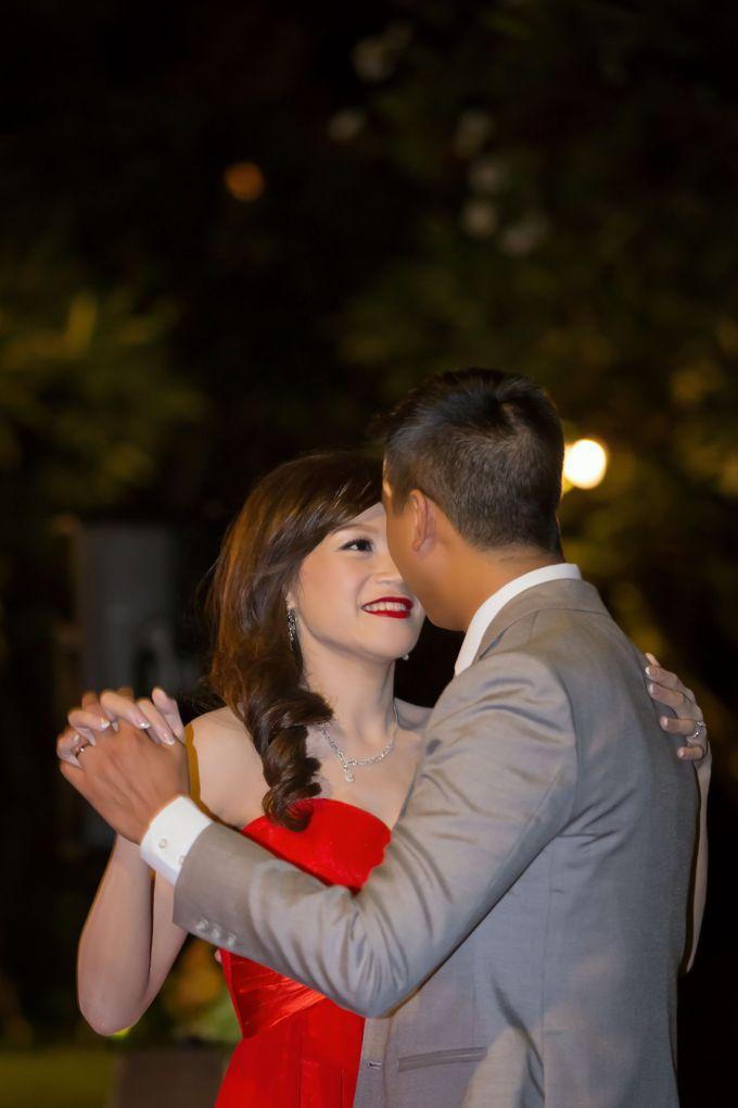 WEDDING ALEX & YITING by Fairmont Sanur Beach Bali - 028