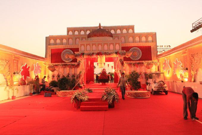 Wedding of Lodha by YESHA WEDDINGS by Yesha Weddings Destination Wedding Planner - 005