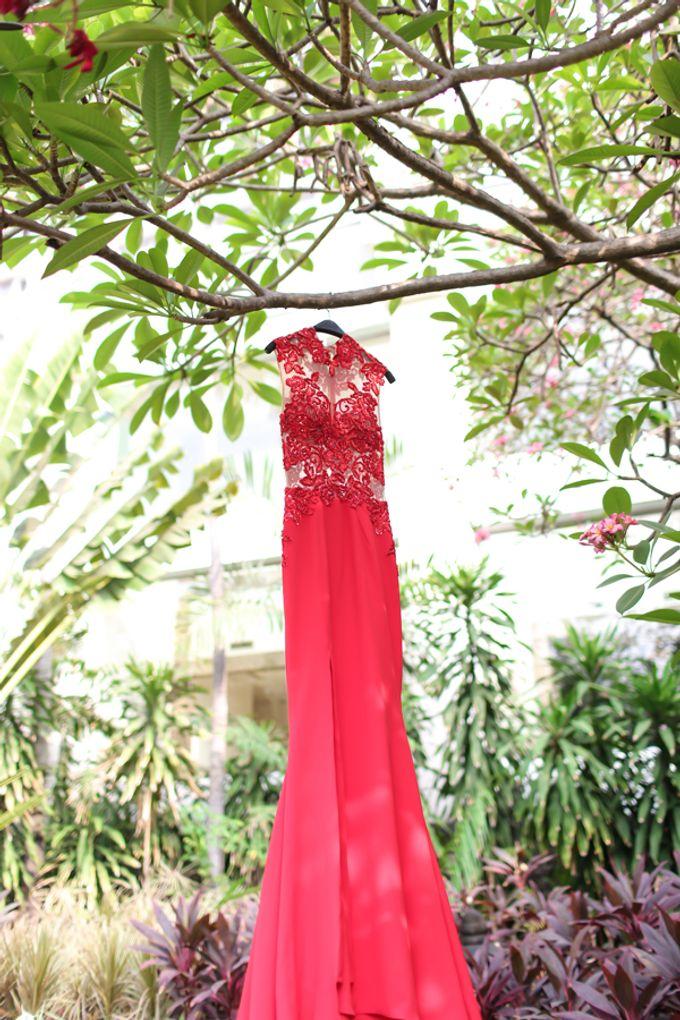 Nicole & Bojan WeddingDay by Anaz Khairunnaz - 006