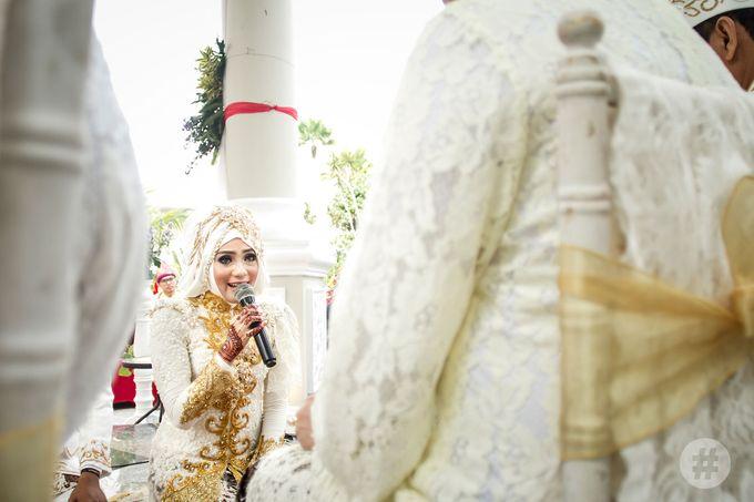 Noven & Reza Traditional Wedding Palembang by #thephotoworks - 027